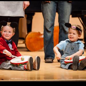 Suzuki Early Childhood Education in Concert, Calgary, Canada 2016