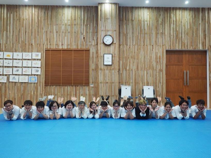 Suzuki Early Childhood Teacher Training, Bangkok Thailand, 2018
